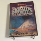 The Snows of Kilimanjaro (1952) NEW DVD