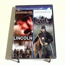 Lincoln (1988) The Colt (2004) NEW DVD