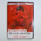 Journalists Killed in the Line of Duty (2003) NEW DVD