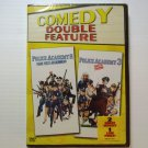 Police Academy 2 (1985), Police Academy 3 (1986) NEW DVD