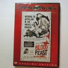 Blood Feast (1963) NEW DVD S.E.