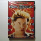 Real Genius (1985) NEW DVD