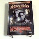 Universal Soldier II, Universal Soldier III NEW DVD