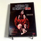 What to Do in Case of Fire (2001) NEW DVD