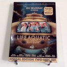 The Life Aquatic with Steve Zissou (2004) NEW DVD 2-disc CRITERION