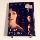 Trial by Jury (1994) NEW DVD SNAP CASE