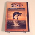 Free Willy (1993) NEW DVD 10th A.E. SNAP CASE