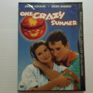 One Crazy Summer (1986) NEW DVD SNAP CASE