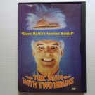 The Man with Two Brains (1983) DVD SNAP CASE