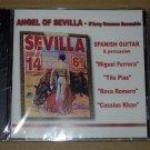 D'Arcy Greaves Ensemble - Angel of Sevilla NEW CD