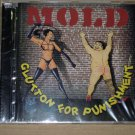 Mold - Glutton for Punishment NEW CD