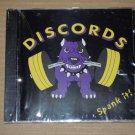 Discords - Spank It! (1999) NEW CD