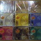 Unsigned a compilation of new Canadian music (2003) NEW CDs Volumes 5, 6, 10, 11, 12, 13, 18, 19, 20