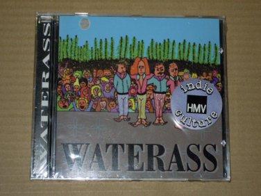 Waterass - Waterass NEW CD
