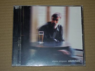 Shane Simpson - Sketches (2001) NEW CD
