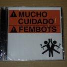 Fembots - Mucho Cuidado NEW CD