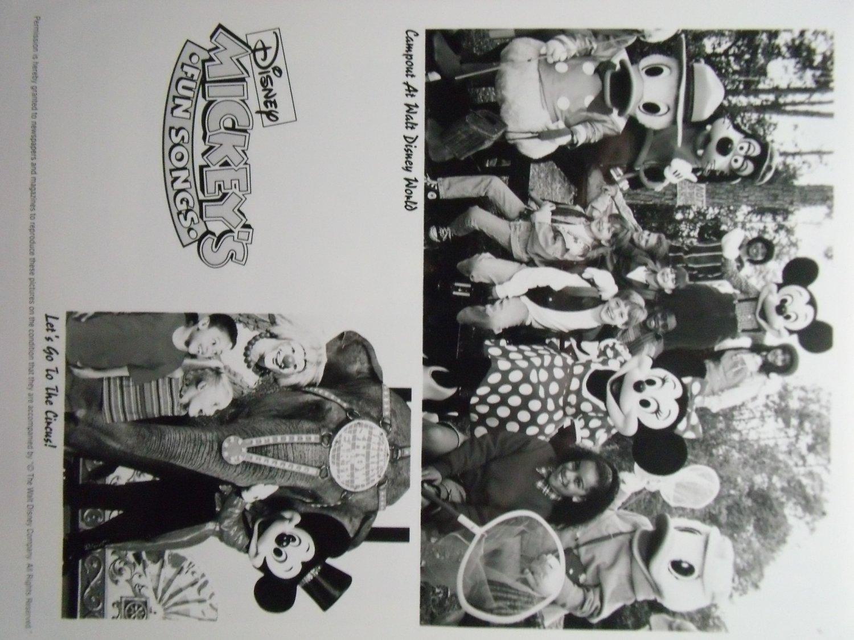 Mickey S Fun Songs Beach Party At Walt Disney World Cast