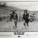 Ghost and the Darkness 1996 photo 8x10 val kilmer michael douglas 2685