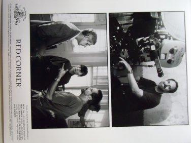 Red Corner 1997 photo 8x10 director jon avnet richard gere bai ling RC-9