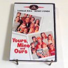 Yours, Mine and Ours (1968) NEW DVD