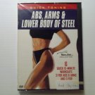 Abs, Arms & Lower Body of Steel (1994) DVD SNAP CASE