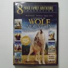 8 Movie Family Adventure Collection NEW DVD 2-DISC
