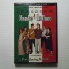 Mambo Italiano (2004) NEW DVD FULLSCREEN