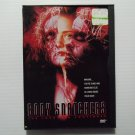 Body Snatchers The Invasion Continues (1993) DVD SNAP CASE vg