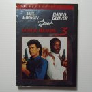 Lethal Weapon 3 (1992) NEW DVD SNAP CASE Director's Cut
