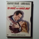 To Have and Have Not (1944) DVD SNAP CASE