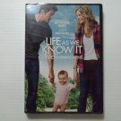 Life as We Know It (2010) NEW DVD