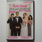 The Five-Year Engagement (2012) NEW DVD
