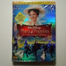 Mary Poppins (1964) NEW DVD 2-DISC 45th ANNIVERSARY EDITION