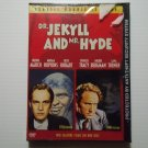 Dr. Jekyll and Mr. Hyde (1932) (1941) DOUBLE FEATURE NEW DVD SNAP CASE