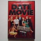 Date Movie (2006) NEW DVD UNRATED and BOOK RE-SEAL