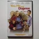You Me and Dupree (2006) NEW DVD WIDESCREEN
