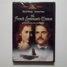 The French Lieutenant's Woman (1981) NEW DVD