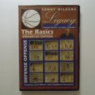 Lenny Wilkens Legacy Basketball Clinic The Basics (2003) NEW DVD