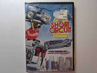 Short Circuit 2 (1988) NEW DVD