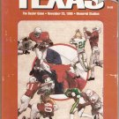 1995 Texas v Baylor Program