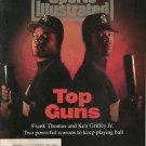 Sports Illustrated August 8, 1994 Ken Griffey, Jr./Frank Thomas
