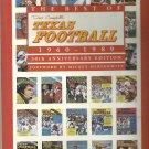 The Best of Dave Campbell's Texas Football 1960-1989 30th Anniversary Edition