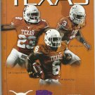 2013 Texas v Kansas State Football Program