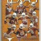 2013 Texas v Texas Tech Football Program