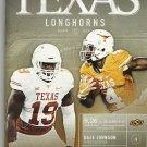 2015 Texas v Oklahoma State Football Program