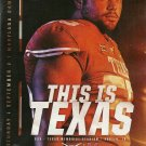2017 Texas v Maryland Football Program