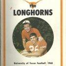 The Longhorns University of Texas Football 1968