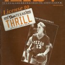 1989-90 Texas v Colorado Women's Basketball Program