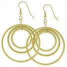 Golden Illusions Earrings