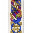 Celtic Birds Bookmark Counted Cross Stitch Kit